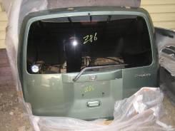 Дверь багажника. Honda Mobilio Spike, GK1 Двигатель L15A