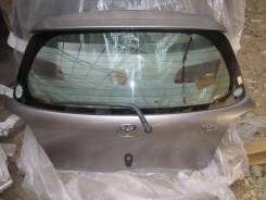 Дверь багажника. Toyota Vitz, SCP10