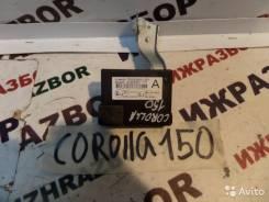 Педаль акселератора. Toyota Corolla
