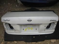 Крышка багажника. Nissan Cefiro, A33 Двигатель VQ20DE