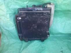 Радиатор охлаждения двигателя. Toyota Duet, M110A