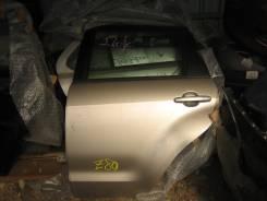 Дверь боковая. Toyota ist, NCP60