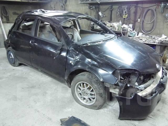 Nissan Primera. WTP12, QR20