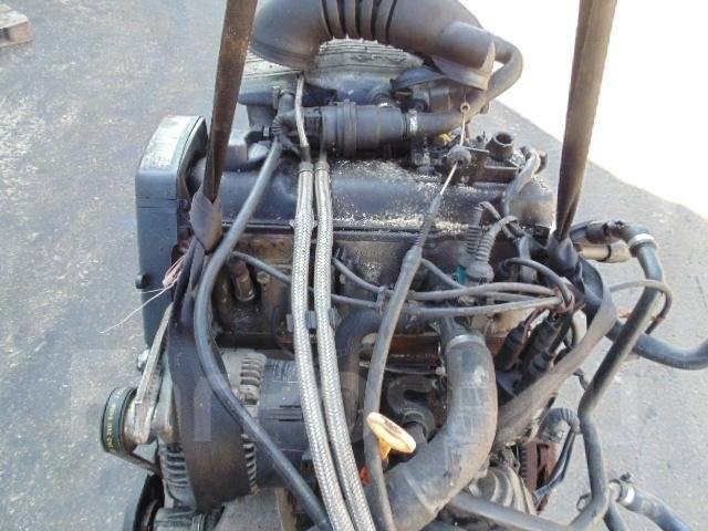 почему затруднен пуск двигателя с моновпрыском на audi 80