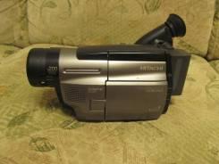 Продам видеокамеру Hitachi. с объективом