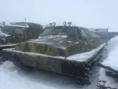 Гусеничный транспортёр ГТТ. 14куб. см.