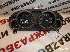 Панель приборов. Mazda Mazda6, GH