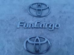 Эмблема. Toyota Funcargo