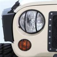 Защитные решетки на оптику JEEP Wranler. Jeep Wrangler