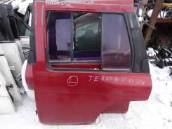 Дверь боковая. Nissan Terrano, LBYD21