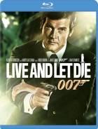 007 Живи и дай умереть (Blu-Ray) США, 1973