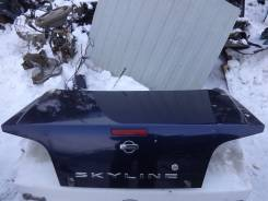 Крышка багажника. Nissan Skyline, ER34