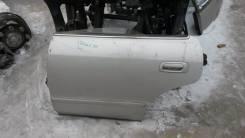 Дверь боковая. Toyota Chaser, GX90 Двигатель 1GFE