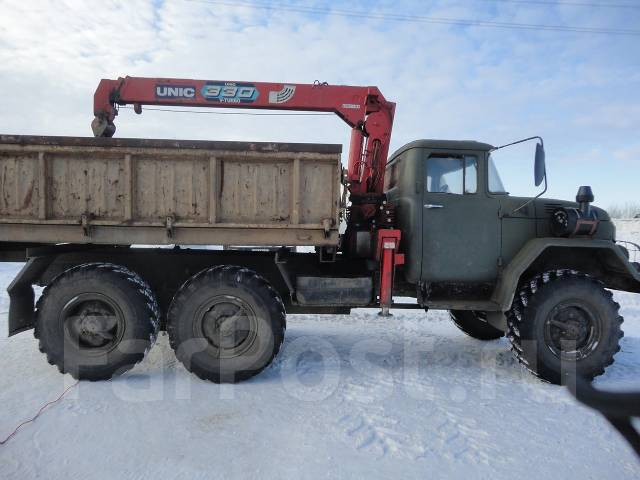 краснокаменск дром грузовики зил 131 полотна
