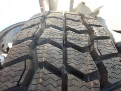 Dunlop Graspic HS-V. Всесезонные, 2007 год, без износа, 1 шт