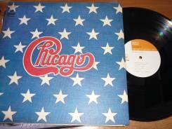 JAZZ ROCK! Чикаго / Chicago - The Great Chicago - JP LP 1972
