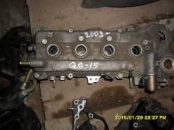 Головка блока цилиндров. Nissan AD Двигатели: QG15DE, QG15