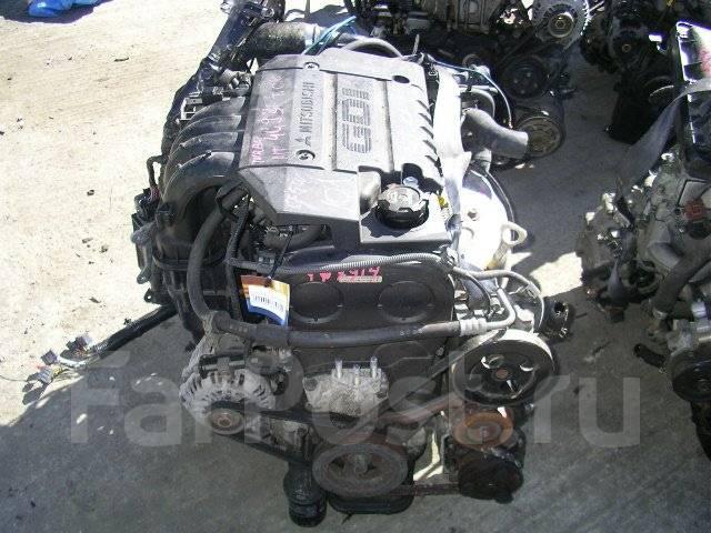 Двигатель 4G93 для Mitsubishi