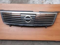 Решетка радиатора. Nissan Sunny, FNB15 Двигатель QG15DE