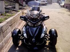 BRP Can-Am Spyder RT SM5. 990 куб. см., исправен, птс, без пробега