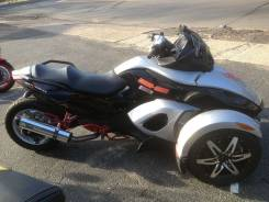 BRP Can-Am Spyder. 990 куб. см., исправен, птс, без пробега