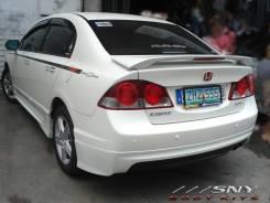 Спойлер. Honda Civic, FD2, FD1 Двигатель P6FD1