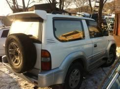 Toyota Land Cruiser Prado. 90, 1KZ
