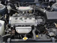 Toyota Corolla EE-103 4E-FE. Toyota Corolla, EE103, EE102 Двигатель 4EFE