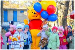 Организация детских праздников.