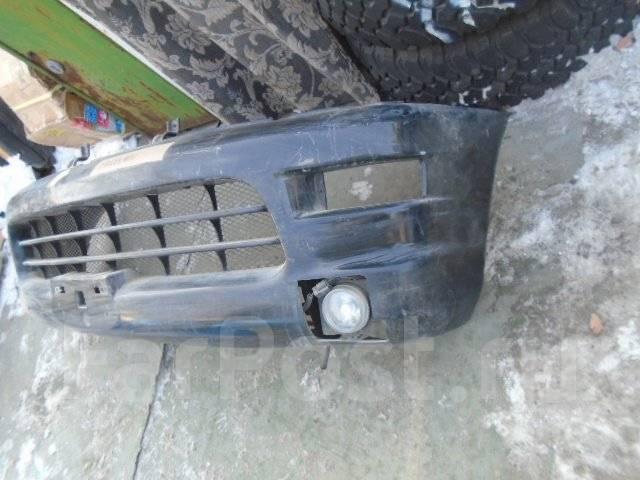 Бампер. Mitsubishi Delica Toyota Land Cruiser Prado