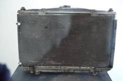 Радиатор охлаждения двигателя. Lexus RX350, GGL15W Двигатель 2GRFE