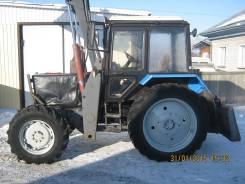 МТЗ 82.1. Продаю трактор мтз 82.1, 81 л.с.
