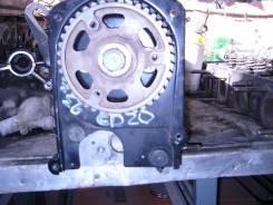 Головка блока цилиндров. Nissan Largo, VW30 Двигатели: CD20TI, CD20T