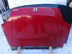 Капот. Honda Logo