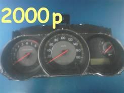 Панель приборов. Nissan Tiida Latio, SC11 Двигатель HR15DE