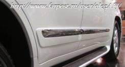 Накладка на дверь. Lexus LX570 Toyota Land Cruiser