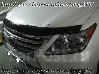Дефлектор радиатора. Lexus LX570, SUV, URJ201, URJ201W Двигатель 3URFE