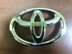 Эмблема. Toyota Corolla, ZZE150, ZRE151 Двигатели: 1ZRFE, 4ZZFE