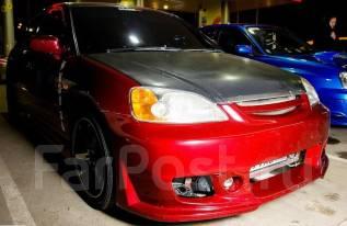 Обвес кузова аэродинамический. Honda Civic, ES, ES9, ES7, EN2 Двигатель EN
