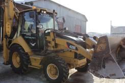 Caterpillar 428E. Продаю экскаватор-погрузчик CAT428