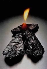 Уголь каменный бурый. Навалом