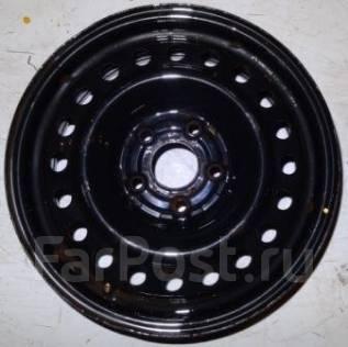 Steel Wheels. 6.5x16, 5x114.30, ET45, ЦО 60,0мм.