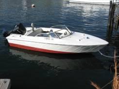 Yamaha. Год: 1985 год, длина 5,00м., двигатель подвесной, 50,00л.с., бензин. Под заказ