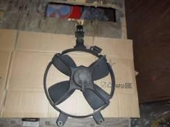 Вентилятор радиатора кондиционера. Toyota Soarer, JZZ30 Двигатель 1JZGTE