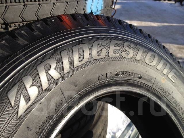 Bridgestone Blizzak VL1. Всесезонные, 10%, 1 шт