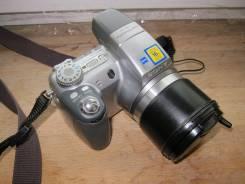 Sony Cyber-shot DSC-H2. 6 - 6.9 Мп, зум: 12х