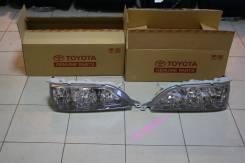 Фара. Toyota Cresta, JZX100, GX100, GX105