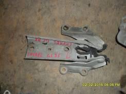 Крепление капота. Nissan Laurel, GC35 Двигатель RB25DE