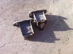 Крепление жесткости бампера. Toyota Vitz, KSP90 Toyota Ractis Двигатель 1KRFE