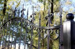 Художетвенная ковка, сварочные работы, ворота, заборы, козырьки